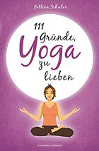 Buchcover 111 Gründe Yoga zu lieben